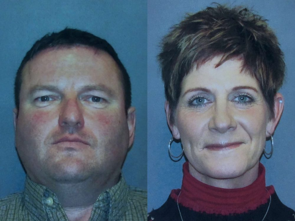 Doug and Gina Dahlen sentenced tomorrow for role in disappearance of Rucki sisters