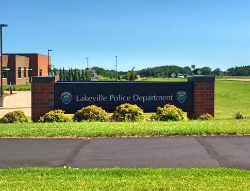 LakevillePoliceDepartmentSign