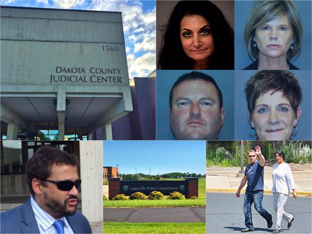 Twitter summary: Day 8 of Sandra Grazzini-Rucki's criminal trial