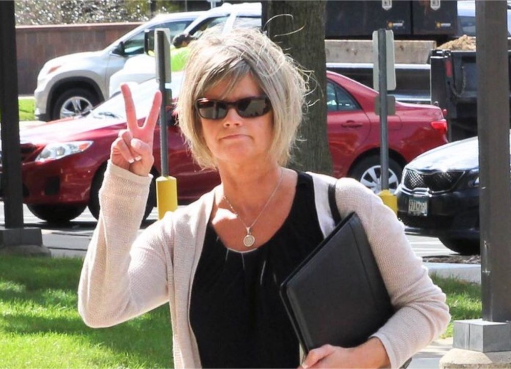 Emergency court hearing tomorrow on Dede Evavold's harassment of Rucki family