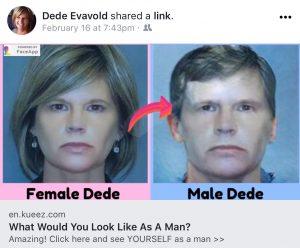 DedeMugshotFacebookFemaleMale