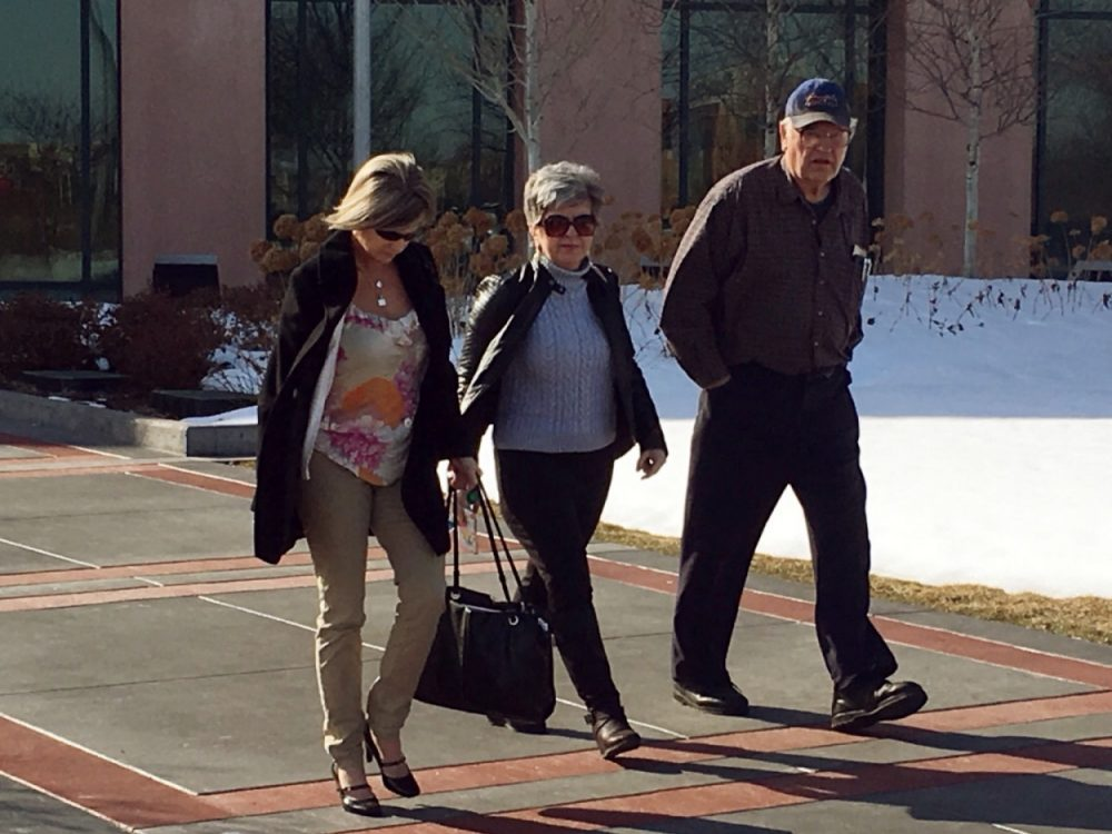 Dede Evavold ordered to remove harassing posts about Rucki family, or she'll go to jail for 30 days