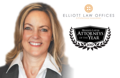 Lisa Elliott named one of Minnesota Lawyer's 'Attorneys of the Year'