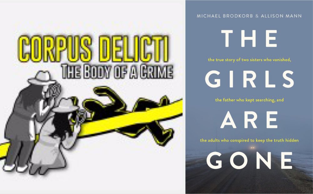 In the news: Corpus Delicti podcast