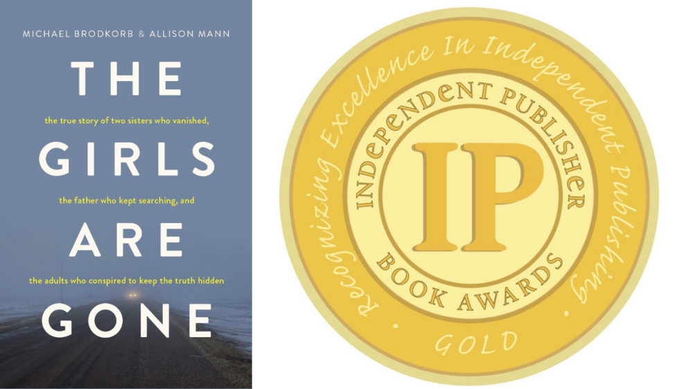 'The Girls Are Gone' wins Independent Publisher Book Award