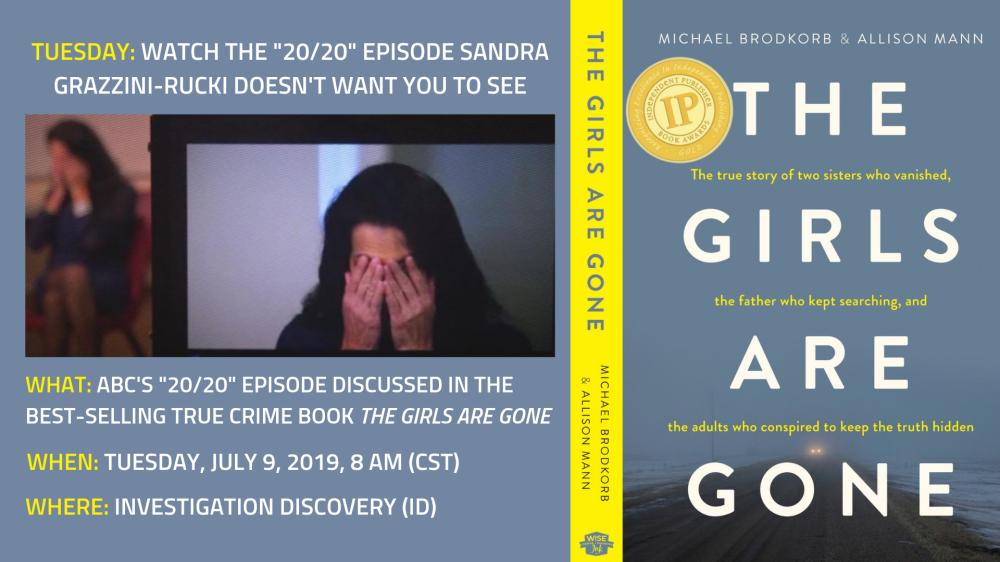 Tuesday: ABC's '20/20′ episode about Grazzini-Rucki