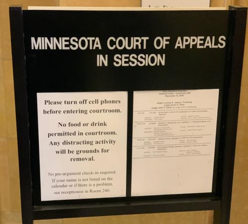 Appeals court hears oral arguments on Thursday on MacDonald's lawsuit