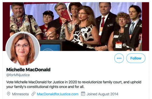 MacDonald begins fourth campaign for MN Supreme Court