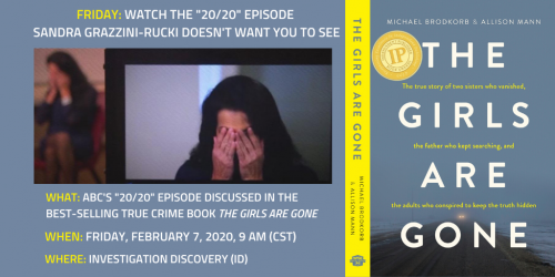 Friday: ABC's '20/20′ episode about Grazzini-Rucki