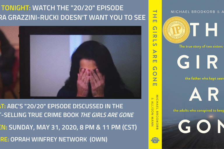 Sunday: ABC's '20/20′ episode about Grazzini-Rucki